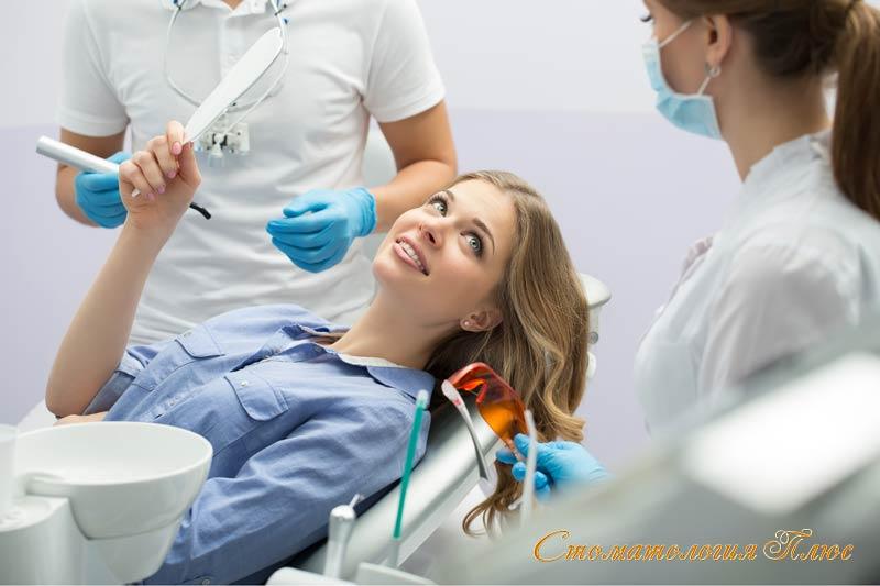 Обезболивание при лечении зубов в Днепре эффективно