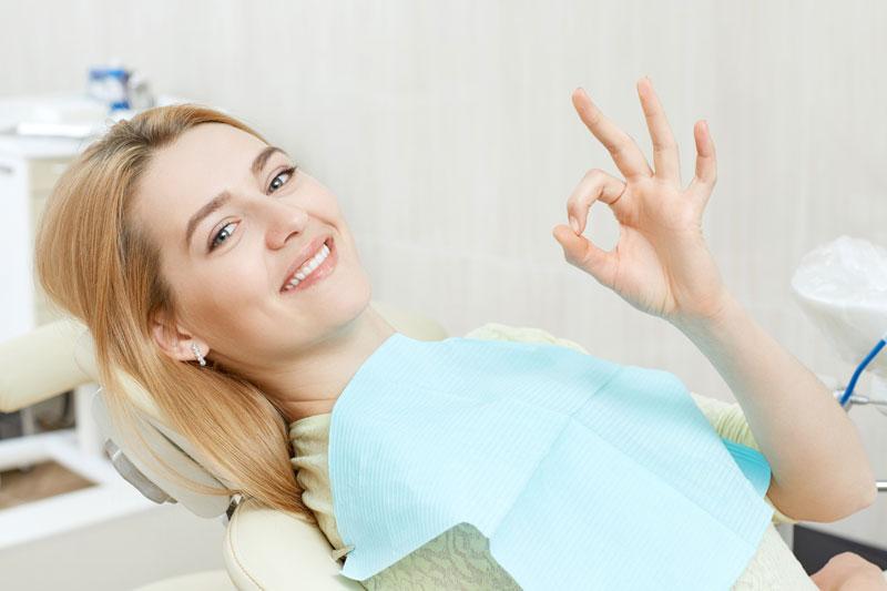 прием у стоматолога клиники Стоматология Плюс в Днепре